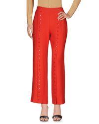 Pantalones Rosie Assoulin de color Red