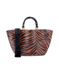 Bolso de mano Mia Bag de color Brown