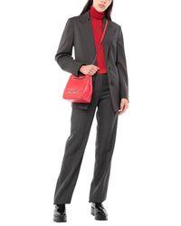 Bolso con bandolera Karl Lagerfeld de color Red
