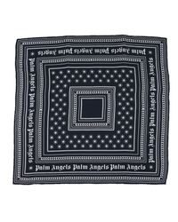 Palm Angels | Blue Square Scarf for Men | Lyst