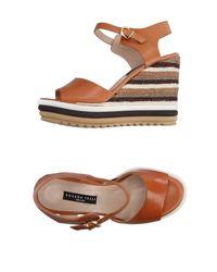 Susana Traça Multicolor Sandals