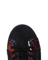 Springa Black High-tops & Sneakers for men
