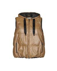 Brunello Cucinelli Natural Down Jacket