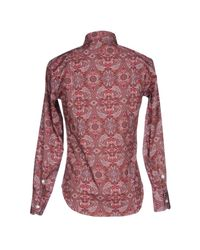 Billionaire - Multicolor Shirt for Men - Lyst