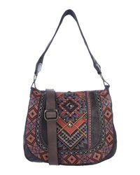Campomaggi Brown Handbag
