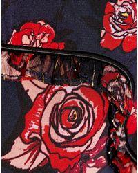 Markus Lupfer Red Hemd