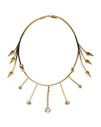 Vicki Sarge - Metallic Necklace - Lyst
