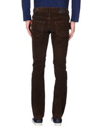 Prada Brown Casual Pants for men