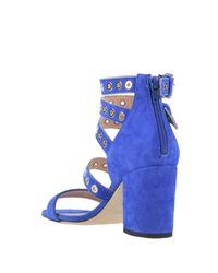 Giampaolo Viozzi Blue Sandale