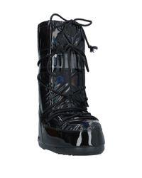 Bottes Moon Boot en coloris Black