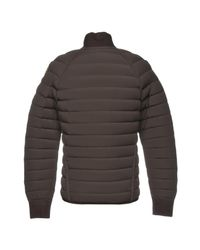 Parajumpers Brown Down Jacket for men