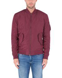 Samsøe & Samsøe Purple Jacket for men