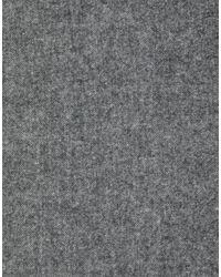 Pantalones Etiem by Javier Cañás de hombre de color Gray