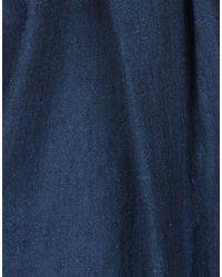 Brian Dales Blue Bermuda Shorts