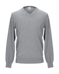 Aspesi Gray Sweater for men