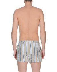 La Perla - Natural Swimming Trunks for Men - Lyst