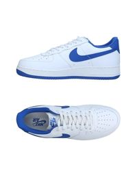 Nike White Low-tops & Sneakers for men