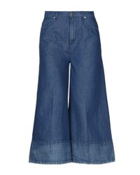 Co. Blue Denim Pants