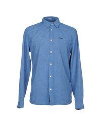 Pepe Jeans Blue Shirt for men