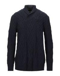 Obvious Basic Pullover in Blue für Herren