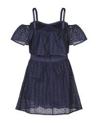 Vestito corto di Guess in Blue