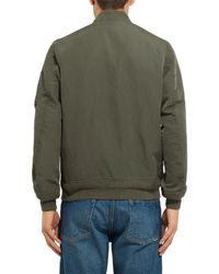 Remi Relief Green Jacket for men