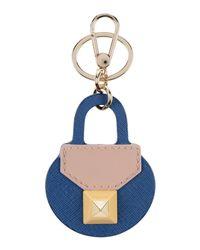 Porte-clé Salar en coloris Blue