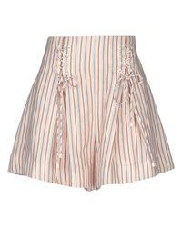 Zimmermann Pink Shorts