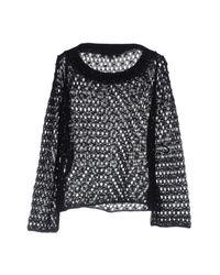 Jonathan Simkhai Black Sweater
