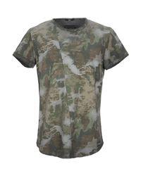 Tigha Green T-shirt for men