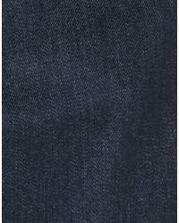 Pantalones vaqueros Diesel Black Gold de color Blue