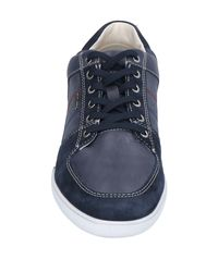 Geox Low Sneakers & Tennisschuhe in Blue für Herren