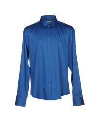 Versace Hemd in Blue für Herren
