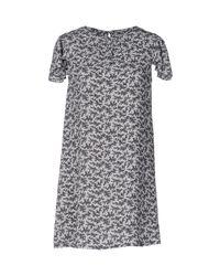 Compañía Fantástica Black Short Dress