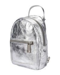 Pierre Darre' Metallic Backpacks & Bum Bags