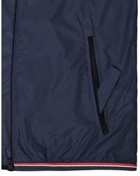 Napapijri Blue Jacket for men