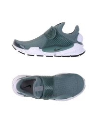 Nike Gray Low-tops & Sneakers for men