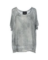 Pullover di Odi Et Amo in Gray