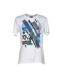 Surface To Air White T-shirt for men