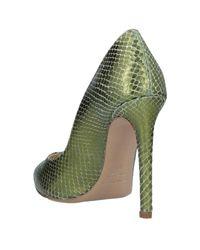 Escarpins Gianni Marra en coloris Green