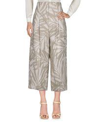 Pantalone di Michael Kors in Natural
