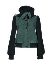 Chloé Green Jacket