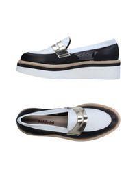 Baldinini Black Loafer