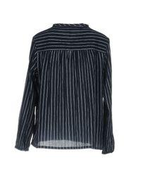 Woolrich Blue Blouse