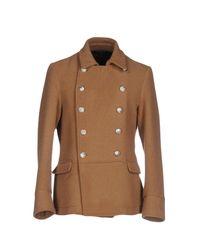 Saucony Brown Coat for men