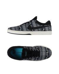 Nike Black Low-tops & Sneakers for men