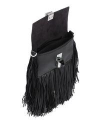 Sacs Bandoulière Fendi en coloris Black