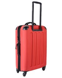 Eastpak | Red Wheeled Luggage | Lyst