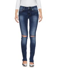Pantalon en jean Liu Jo en coloris Blue