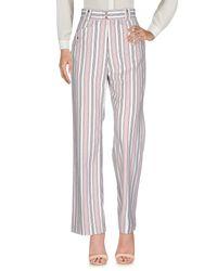 Isabel Marant Pink Casual Pants